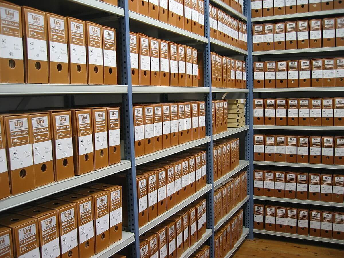 Future Past: researching archives in the digital age