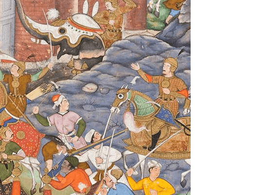 A Violent World? Changes and Limits to Large-Scale Violence in Early Modernity