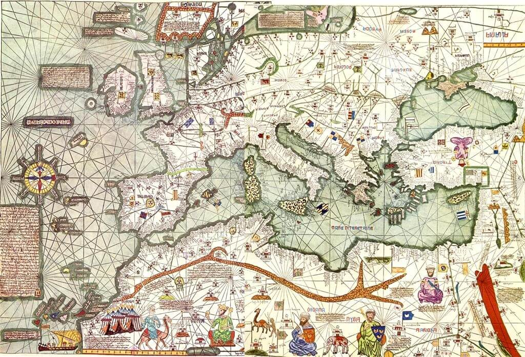The Medieval Mediterranean: Cultural, Religious and Economic Exchanges