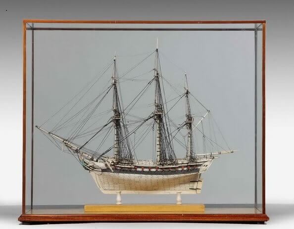 Worlds in Miniature 4: Models, Miniatures and the Maritime World