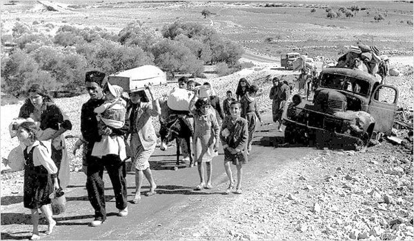 The memories of the Holocaust and Nakba and the politics of binationalism in Israel/Palestine