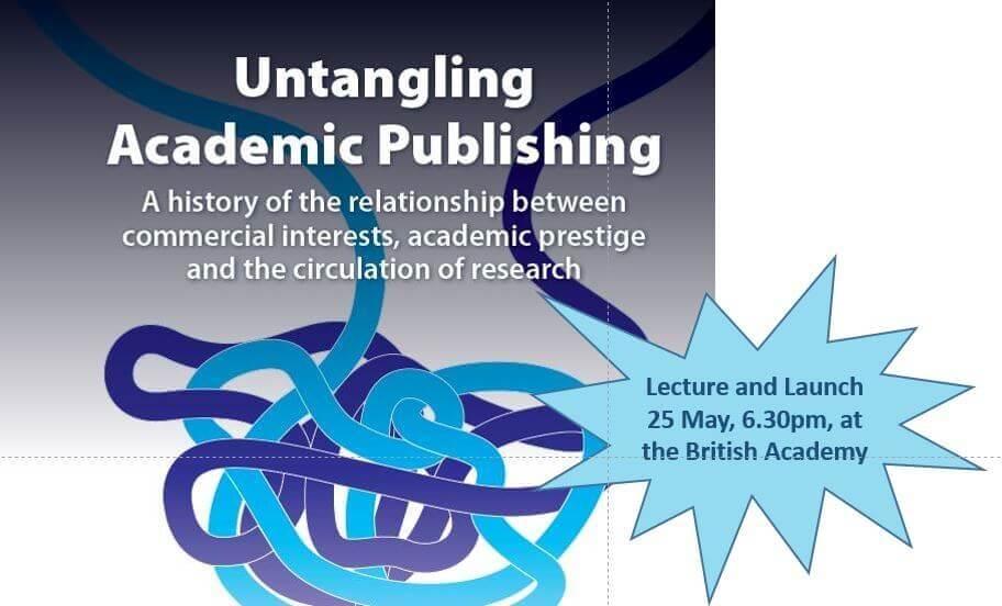 Untangling Academic Publishing