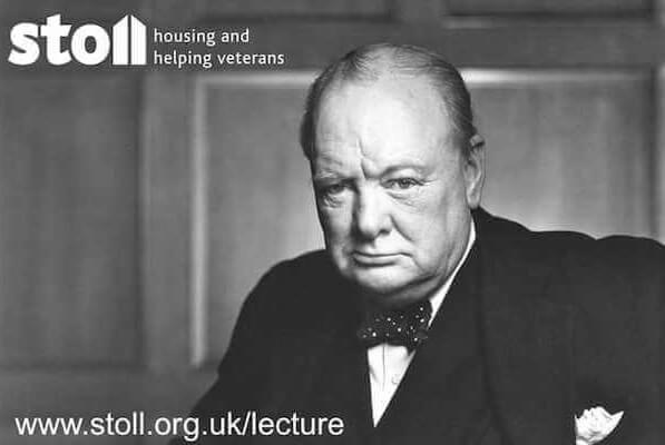 Stoll Lecture 2017: Churchill