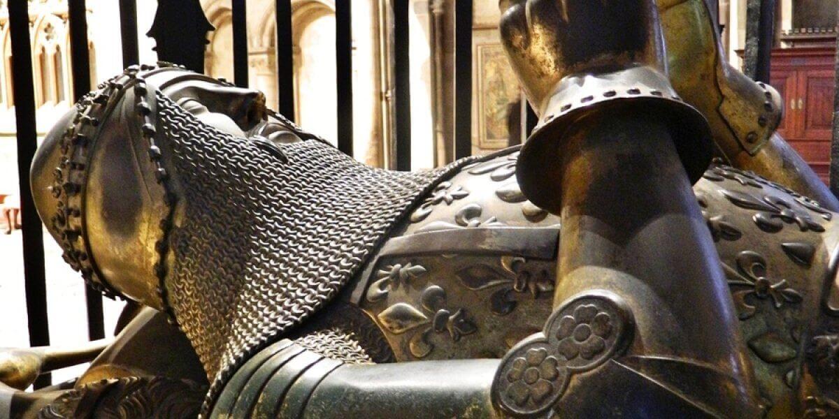 The Black Prince: man, mortality and myth