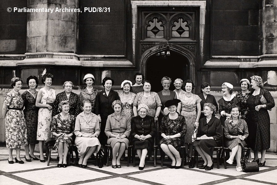 A Century of Women MPs, 1918-2018