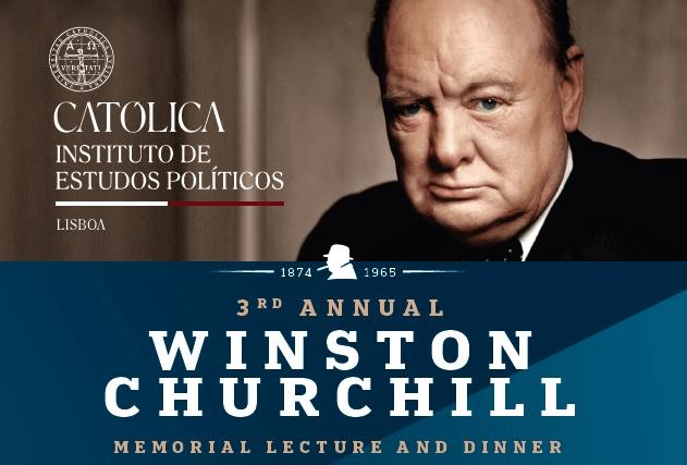 Third Annual Winston Churchilll Memorial Lecture