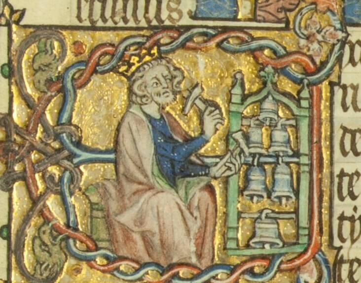 Dr Williams's Library Seminar: Queen Phillipa of Hainault and her Psalter