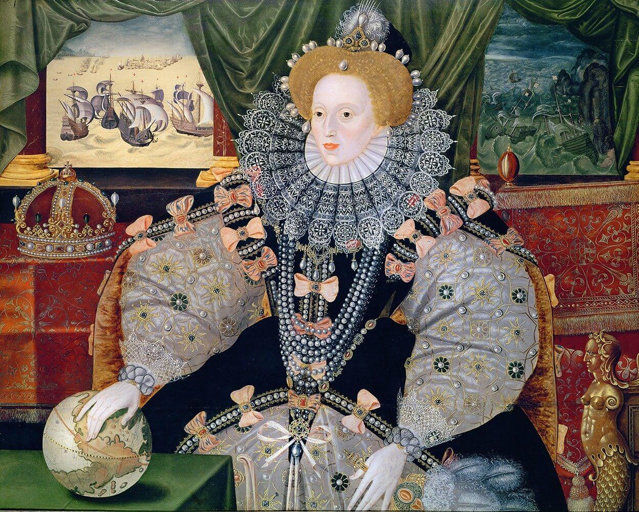 Elizabeth I: the Armada and Beyond