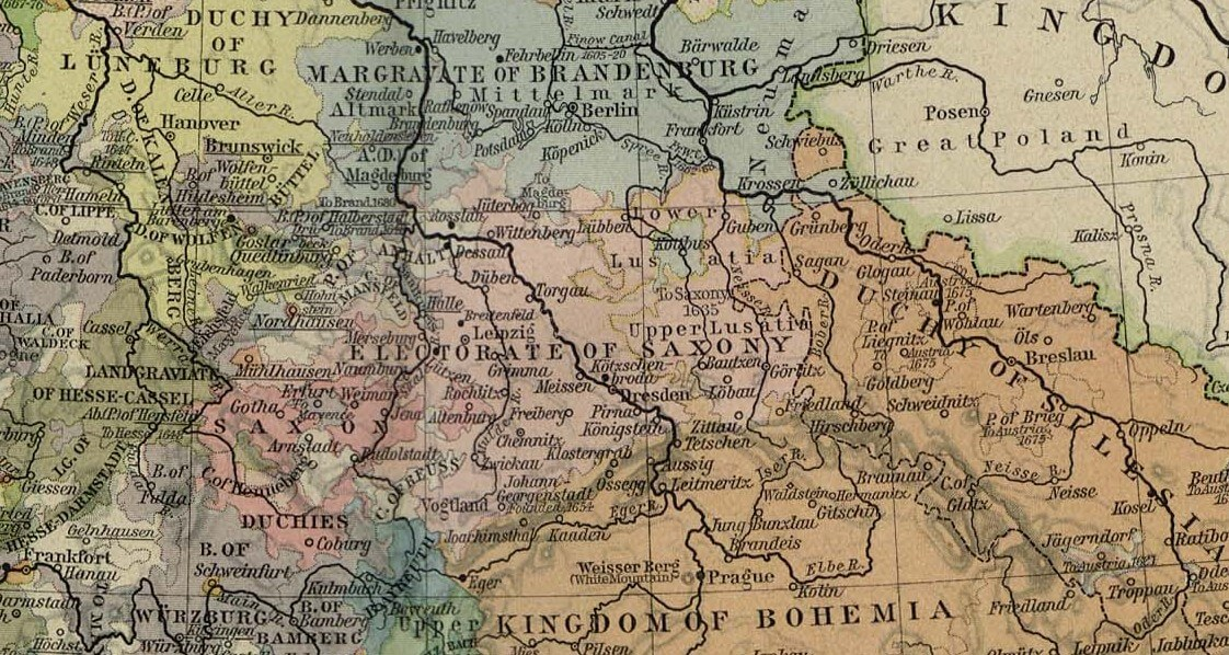 The Sufferings and Greatness of Saxony-Poland 1648-1763