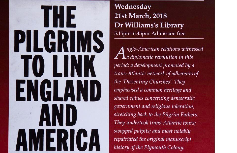 Dr Williams's Library Seminars: Dissenter Diplomacy
