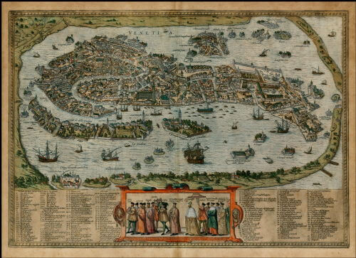A Different Point of View:  Scales, Spaces and Contexts in Histories of the Local and the Global
