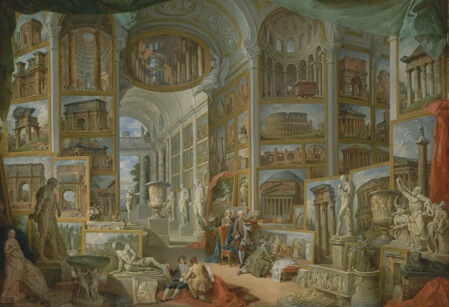 Erudition, Antiquity, and The Enlightenment in Rome, c.1600-c.1800