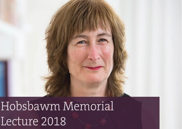 Eric Hobsbawm Memorial Lecture 2018 - Professor Lyndal Roper 'Luther, Death and Anti-Popery'
