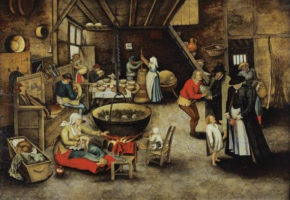 Invisible Hands: Reassessing the History of Work