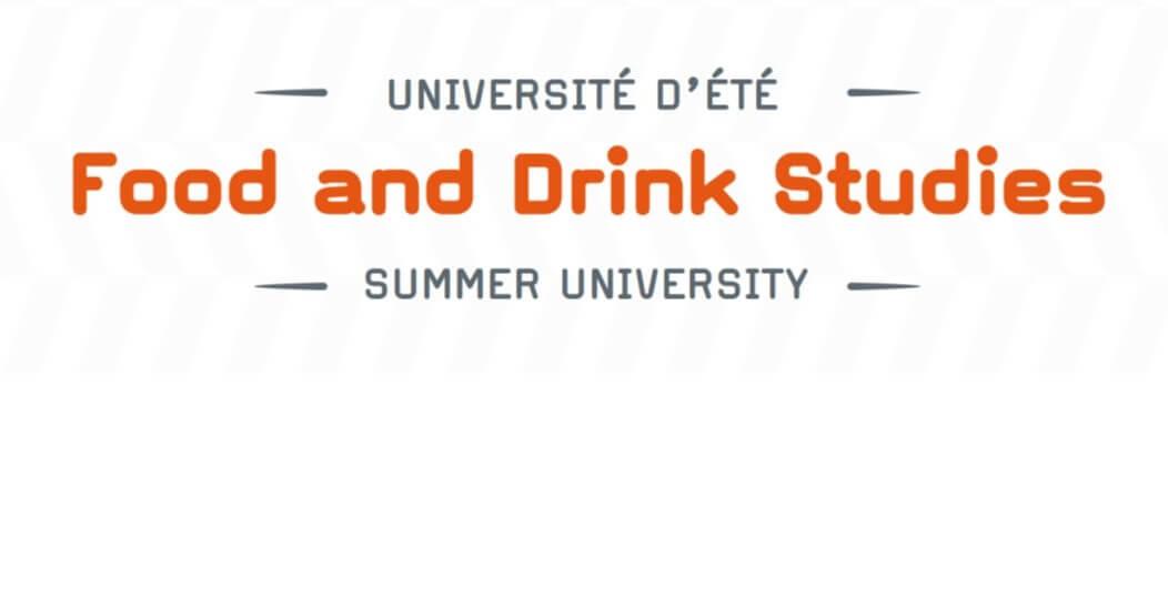 Sixteenth Summer University on Food and Drink Studies