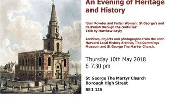 St George the Martyr through the centuries