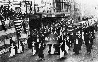 Education, College Women and Suffrage: International Perspectives