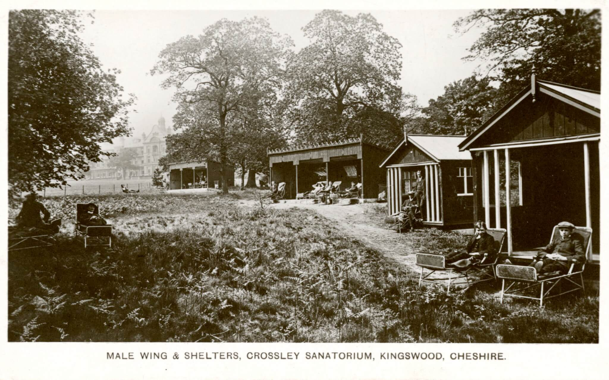Nursing Night Sweats: Tuberculosis care in the early twentieth century