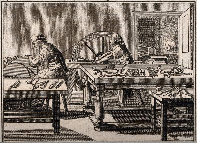 Workshop on the material cultures of urban knowledge communities, 1500-1800