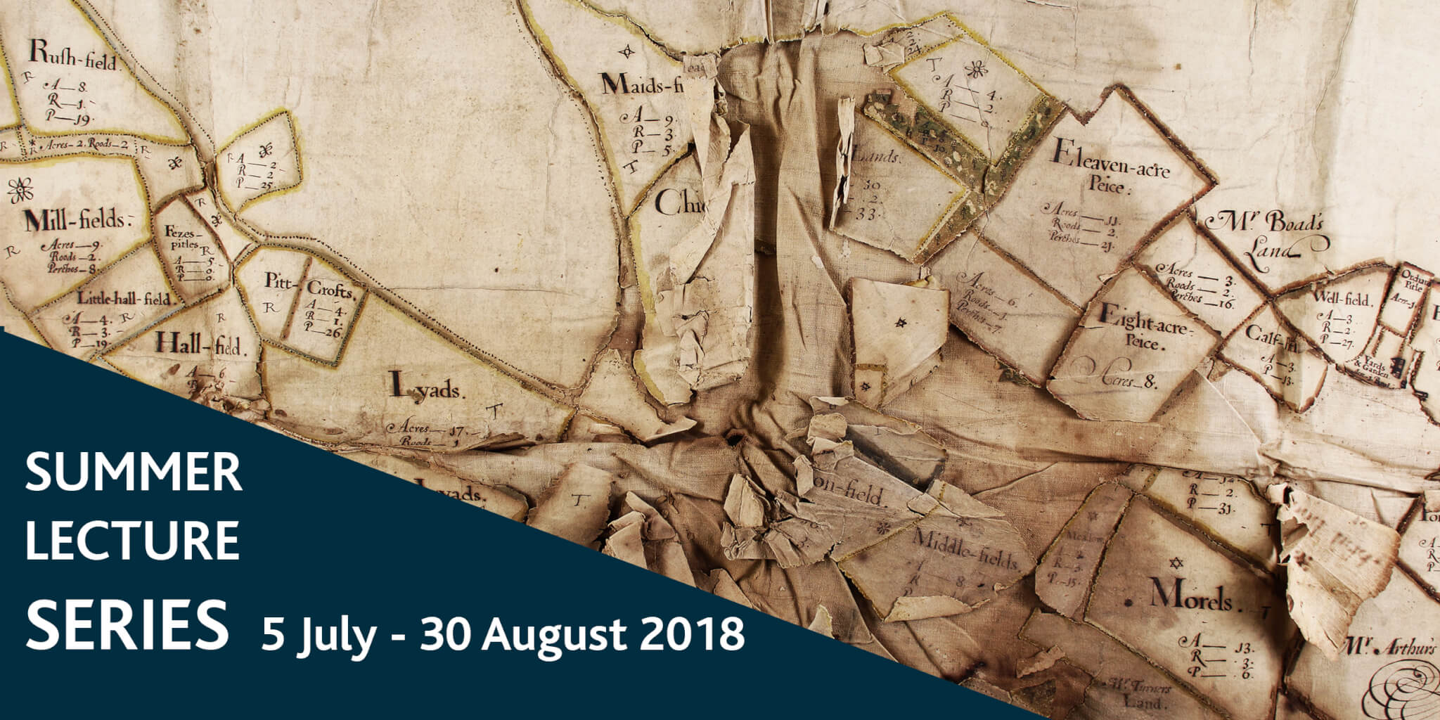 Preserving the evidence: the trials of an early modern map