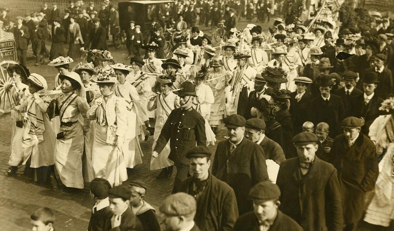 Suffrage Bloomsbury Walking Tour