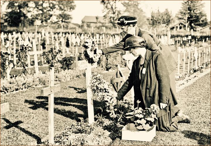 Motherhood, Loss and the First World War: Evening Musical Performance