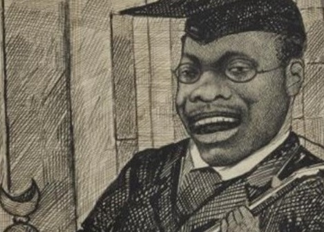 Re-Imagining the imagery of Cole, Oxford University's first Black scholar 1873