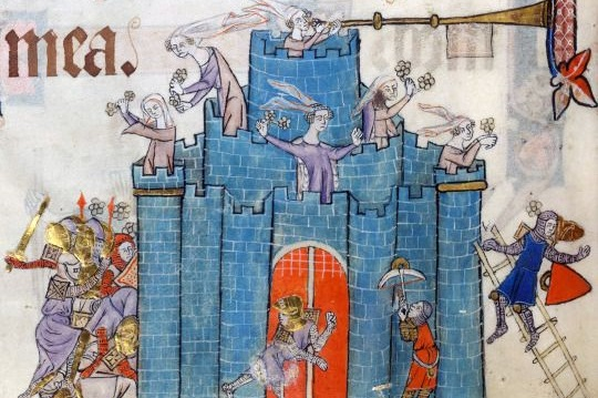 HeRSTORY - Inclusive Narratives of Medieval Castles