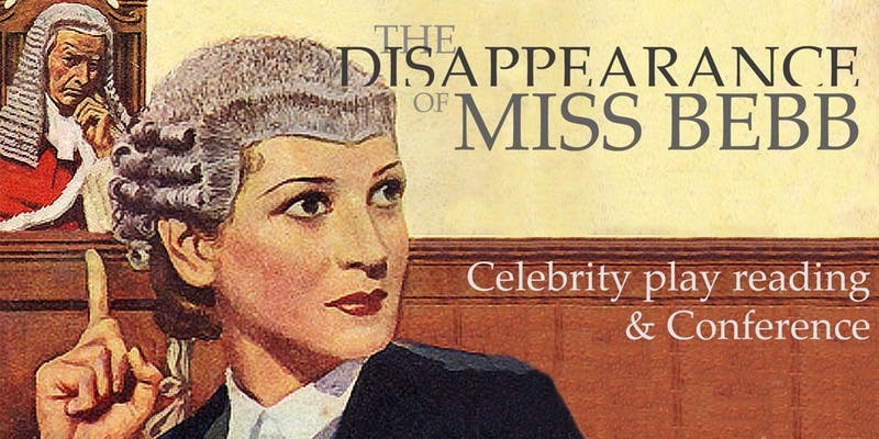 The Disappearance of Miss Bebb