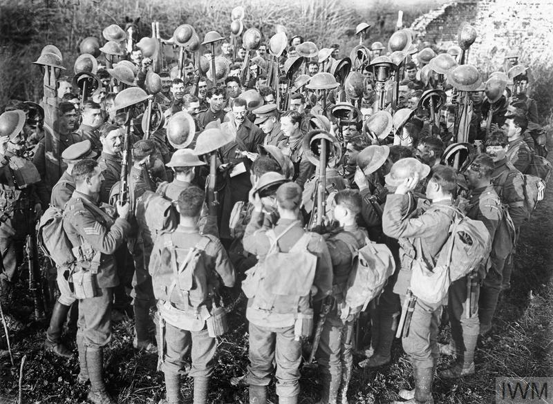 Armistice 1918: Reflections on the First World War