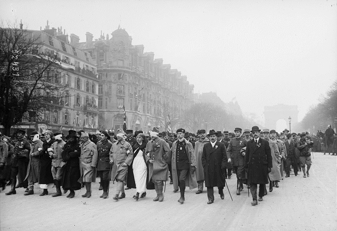 Cultures of Violence and Care in the Aftermath of the First World War Conference