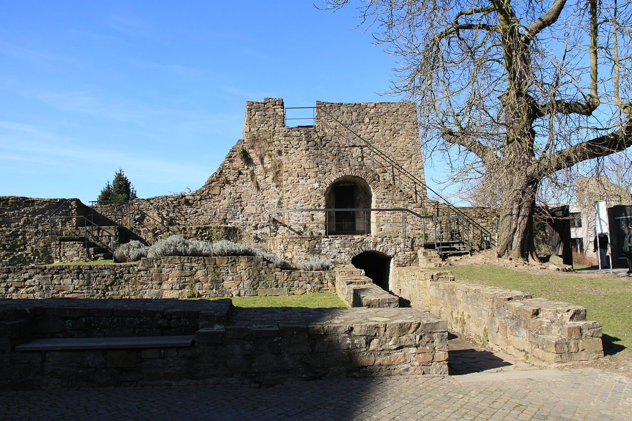 """RHS Lecture: Prof. Simon MacLean, """"The Origins of the Medieval Castle"""""""