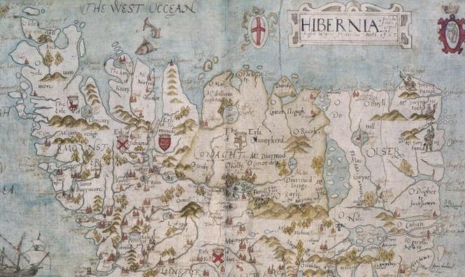 Dominus Hibernie/Rex Hiberniae: pre-modern Ireland, 1200-1801