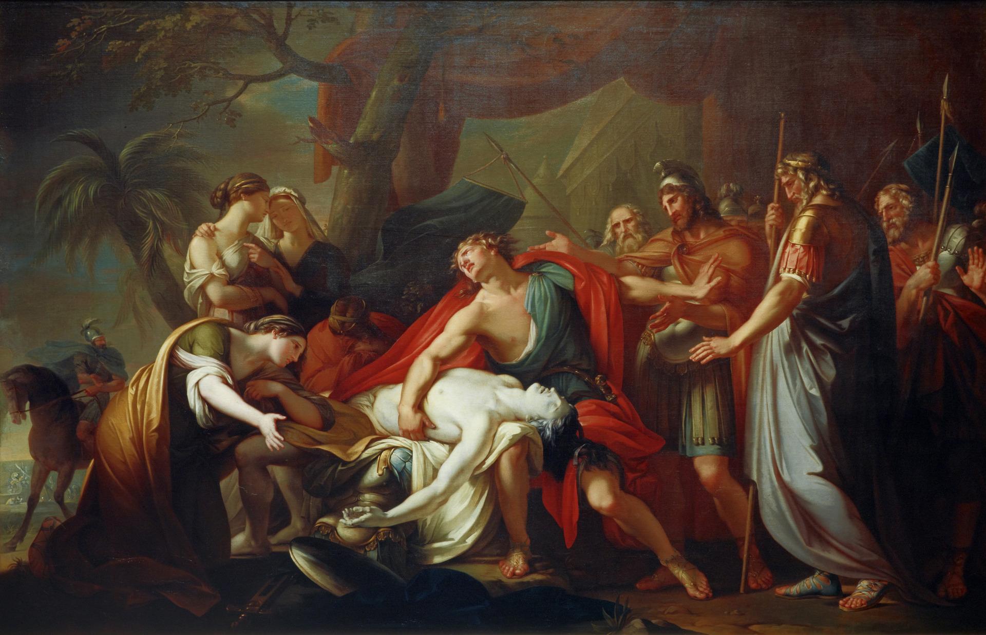 Achilles' psyche