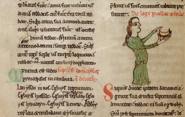 Sir John Rhys Memorial Lecture: Gender and the social imaginary in medieval Welsh law