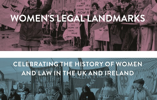 Women's Legal Landmarks - In Conversation: Sex Discrimination Act 1975 and Sex Discrimination (Election Candidates) Act 2002