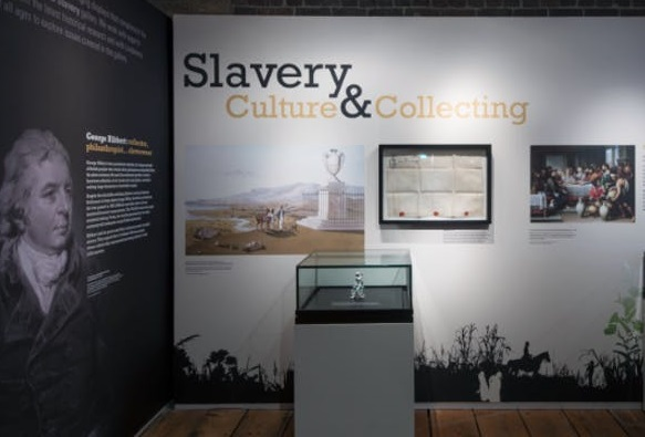 London's Debt to and Involvement with Slavery