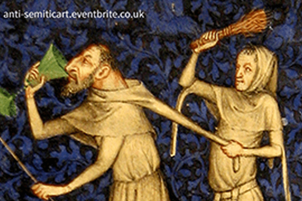 How Images Can Make Us Hate: Lessons from Medieval Anti-Semitic Art