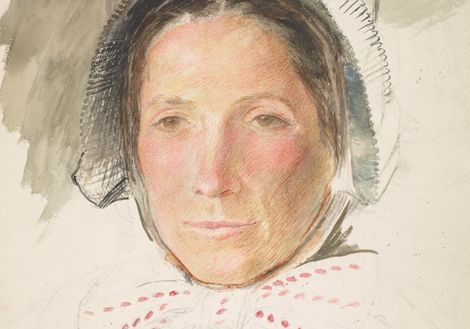 Christiana Herringham and her Circle