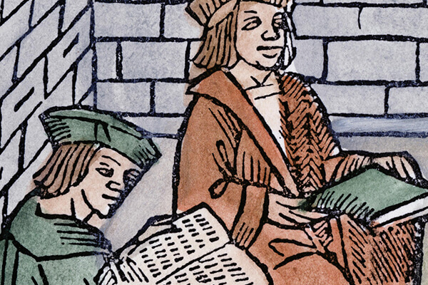 Schools and Universities in the Middle Ages