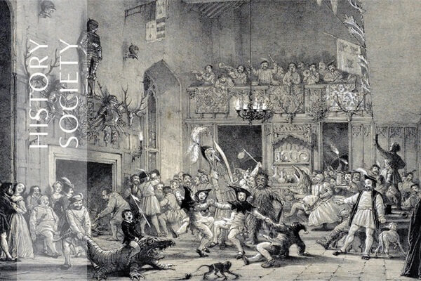 Law Sports: Revelling at the Elizabethan and Jacobean Inns of Court