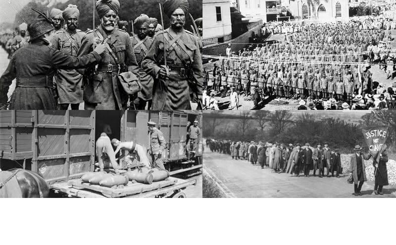 Legacies of the First World War Festival: Diversity