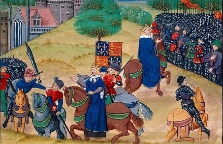 Rebellion in Medieval Europe