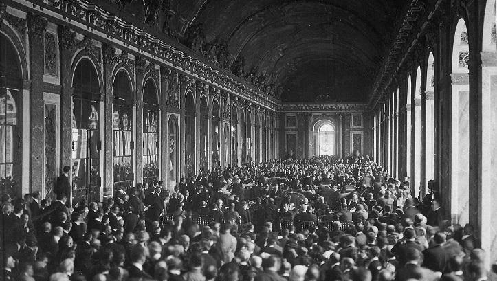 The Treaty of Versailles: A Hundred Years Later