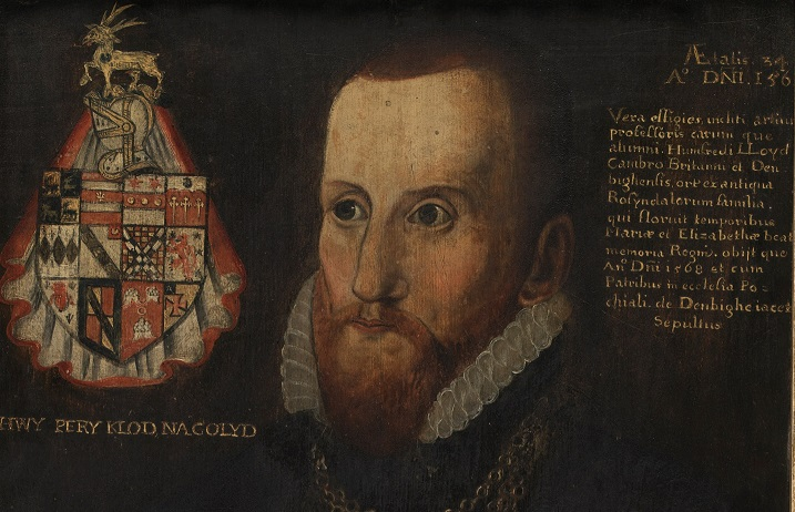 Humphrey Llwyd - Inventor of Britain