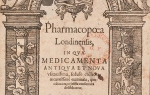 The Pharmacopoeia Londinensis 1618 and its descendants