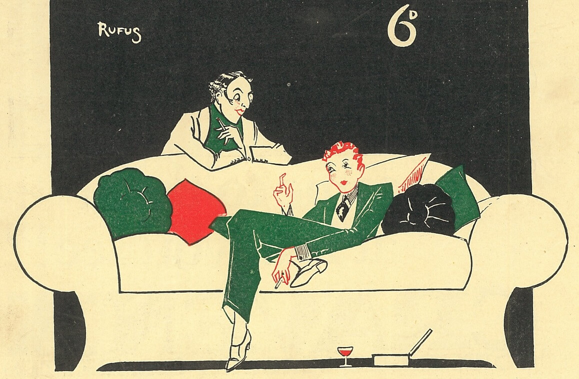 Beyond Brideshead: Queer Oxford, 1919-1945