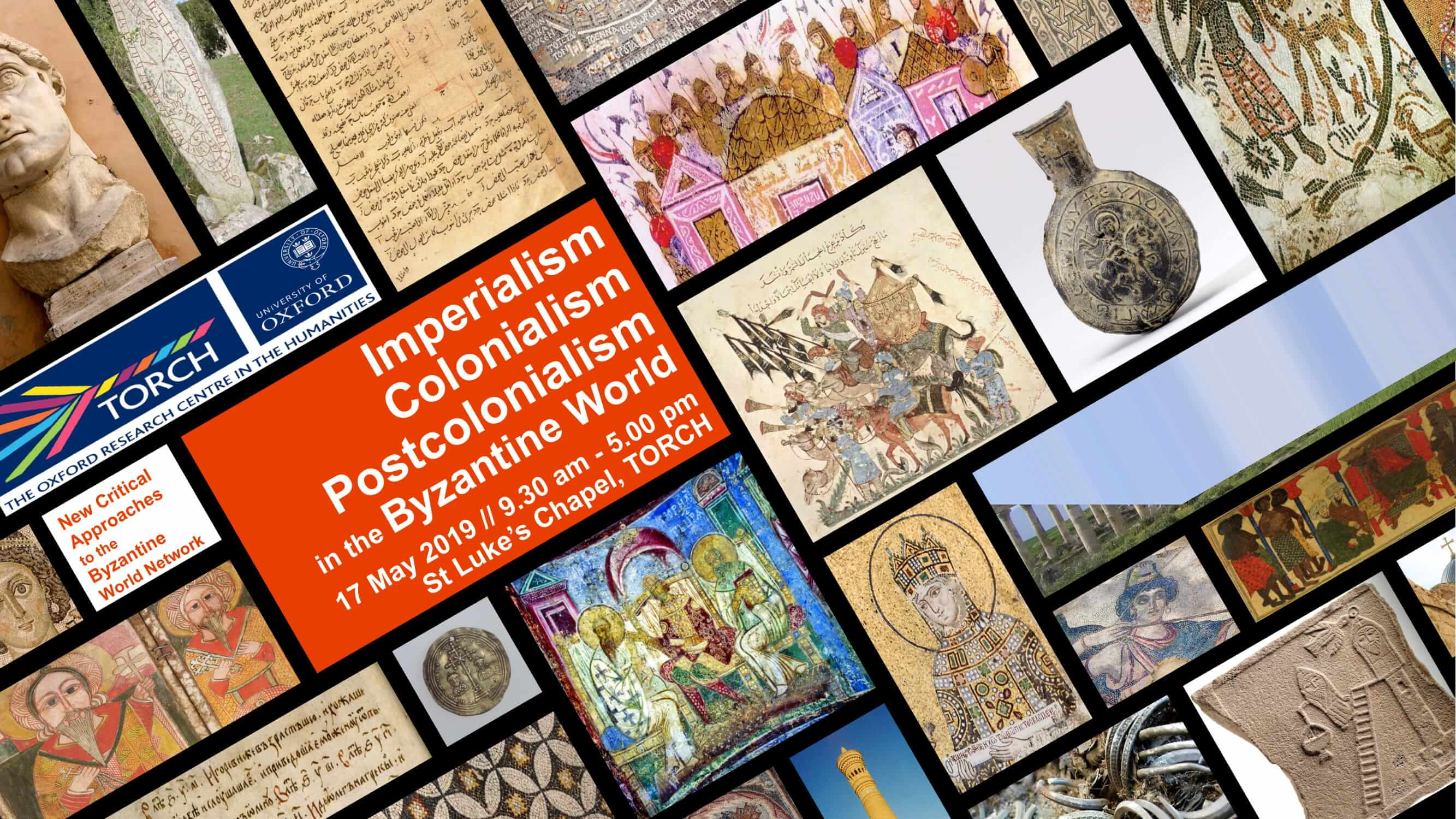 Imperialism, Colonialism and Postcolonialism in the Byzantine World