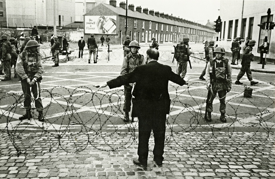 1969: The Outbreak of the Troubles in Northern Ireland