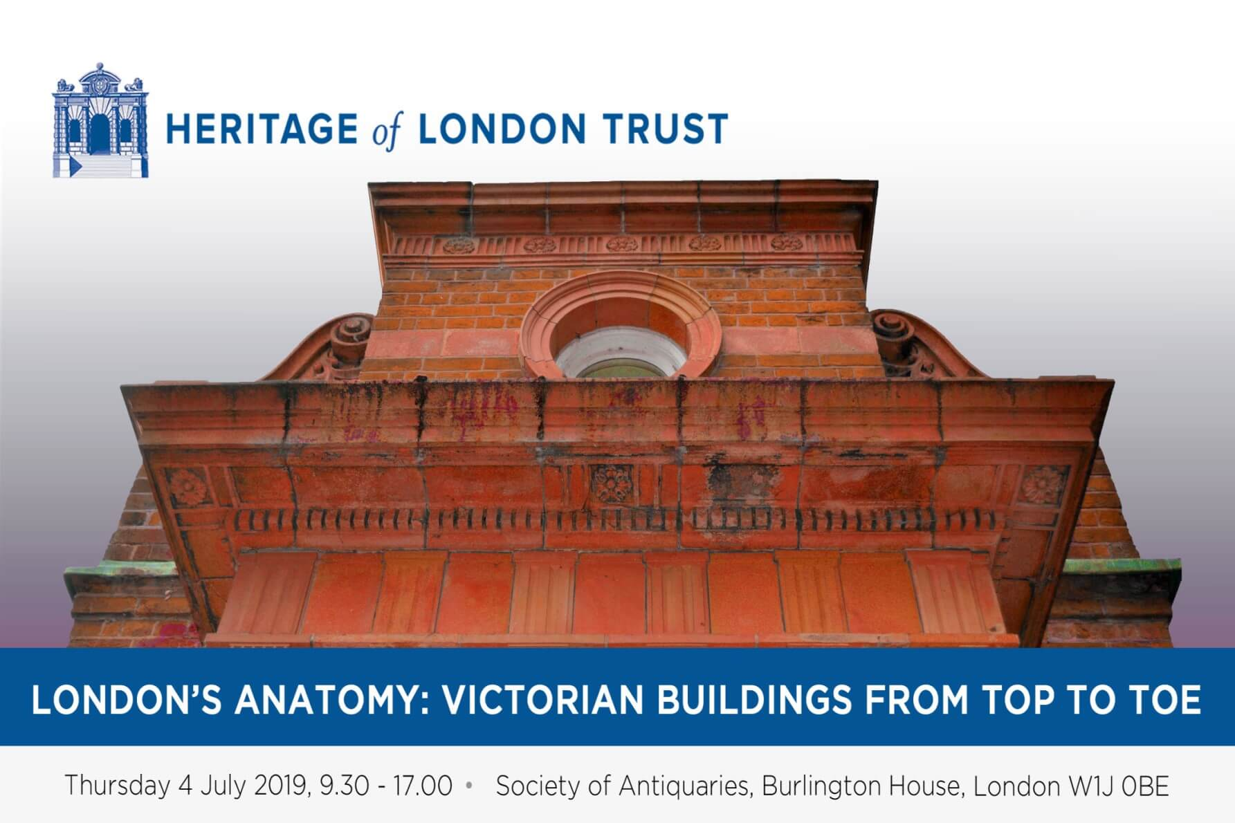 London's Anatomy: Victorian Buildings from Top to Toe